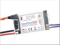 Servonaut S22 Professional Speed Controller for RC Trucks.