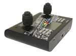 Servonaut HS12 2.4Ghz Professional RC Truck Transmitter with 3D Joysticks. Black