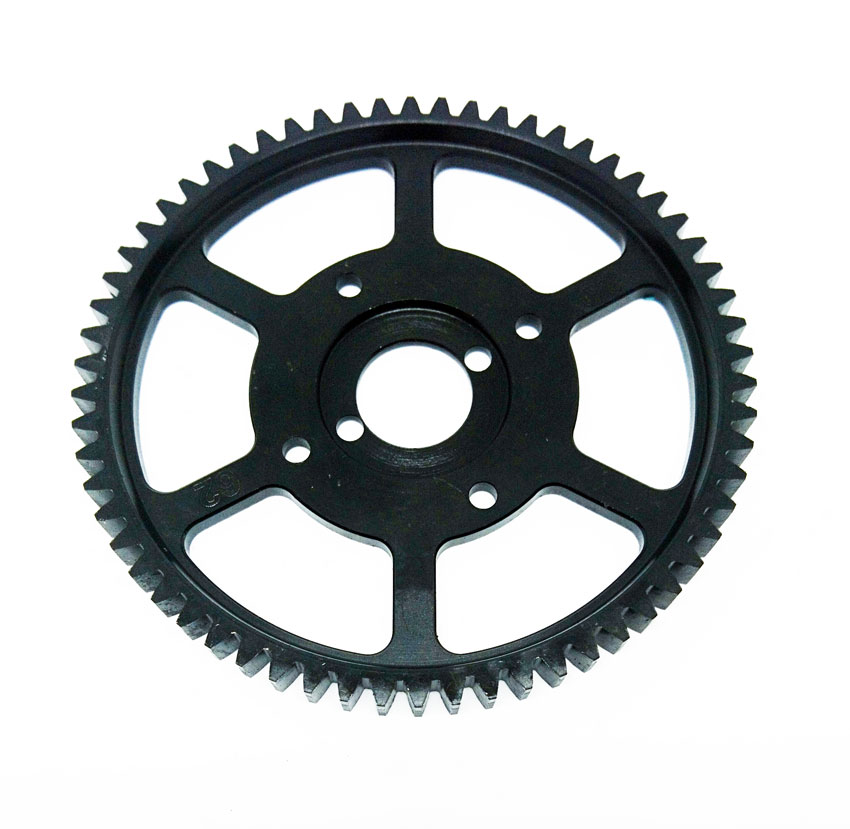 MCD Racing Center Spur Gear Z62 Competition.1pc #202503S