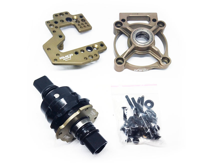X-Snap 2 Speed Gearbox from MCD Racing