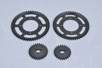 MCD Racing X-SNAP Gear Set for On-Road Inc. Rally. 4pcs #270202X