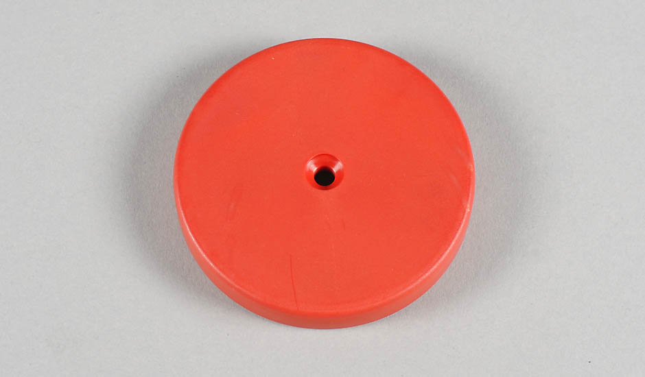 FG Filter Cover Red 1P.
