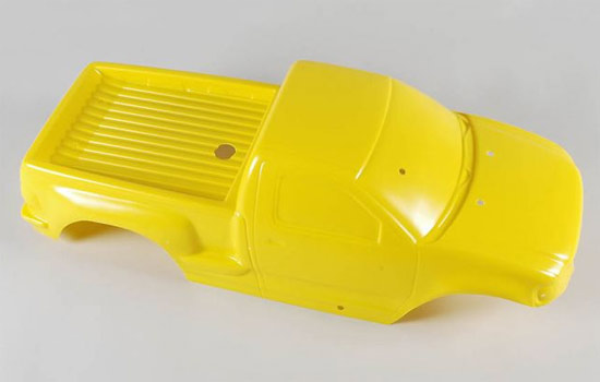 FG Monster Truck Body - Yellow. 1pc