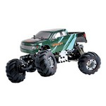 FTX Ibex 1/24 Mini Rock Crawler - RTR - Green #FTX5501GN