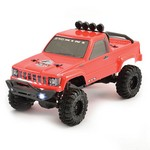 FTX Outback Mini (Red) - 4X4 1:24 Trail Crawler - RTR #FTX5502R