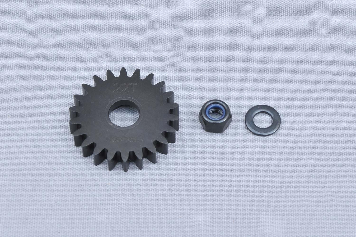MCD Racing Clutch Bell Pinion Gear 22T. 1pc