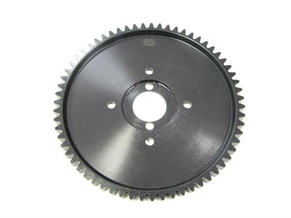 MCD Racing Standard Center Spur Gear 63T. 1pc *DISC*