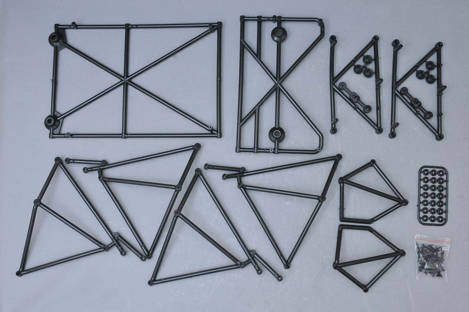 MCD Racing XR5 Rally Roll Cage Set.