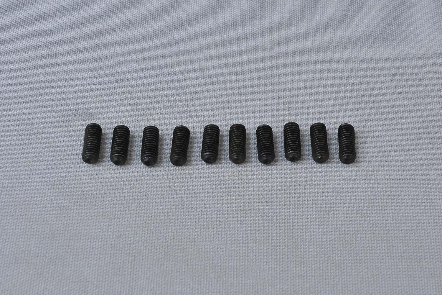 MCD Racing Set Screw M5x12 mm. 10pcs