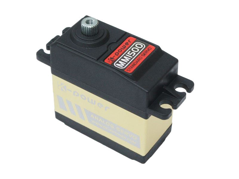 K-Power MM1500 Analog DC Servo. 16.3Kg / 0.28s