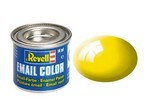 Revell Yellow - Gloss Enamel Paint. 14ml #12