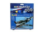 Revell 1:72 Model Set - Spitfire Mk V #64164