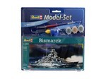 Revell 1:1200 Model Set - Bismarck #65802