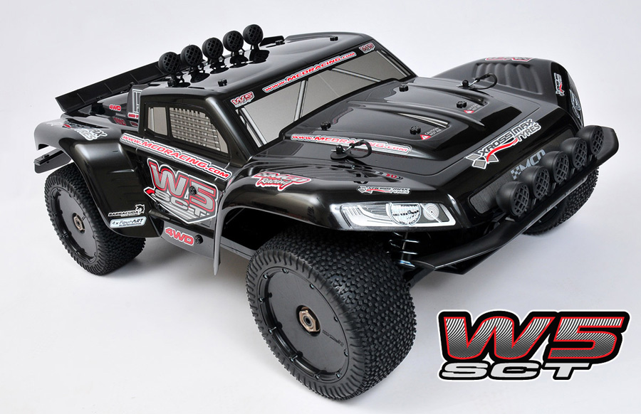 MCD W5 Short Course Competition - Rolling Chassis