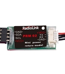 RadioLink PRM-02 OSD Telemetry Sensor for AT9/AT10