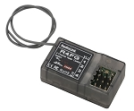 RadioLink R4FG 4 Channel Receiver with Gyro for RC3S/RC4G,RC4GS/T8FB