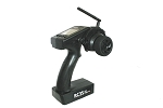 RadioLink RC3S-V2 4 Channel Computer Pistol Grip Transmitter with R6FG Gyro Rx.