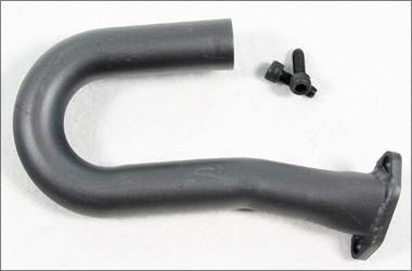 Samba Exhaust Manifold for Marder Pipe #4115