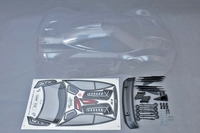 MCD Racing XS5 Street Car Body Shell Kit Complete