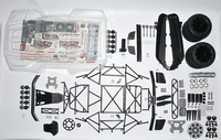 MCD Racing XS5 to W5 FT Spec Conversion Kit.