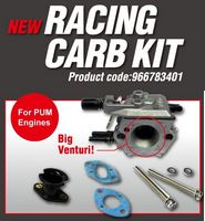 Zenoah Racing Carb Kit for Marine Engines Inc. Walbro WT-1027