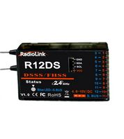 RadioLink R12DS 12 Channel SBUS Receiver for AT9/AT10