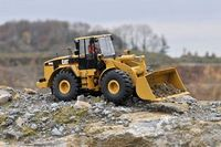 Wedico CAT 966G II Wheel Loader RC Model Kit. 1/14.5