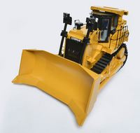Wedico CAT D9T Dozer RC Model Kit. 1/14.5