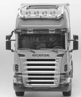 Wedico Scania Highline Cab Kit. White. #575