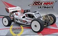 MCD Racing RR5 Buggy MAX E-Chassis Ultimate - Rolling Chassis