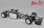 FG F1 Sportsline 2WD chassis + clear body