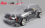 FG Sportsline 510mm 4WD RTR + Trophy clear body