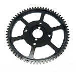 MCD Racing Steel Center Spur Gear 64T for Competition Models. 1pc