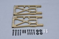 MCD Racing CNC Alloy Rear Wishbone Set. 2pcs