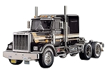 Tamiya King Hauler - Black Edition 1/14 Scale Truck Kit #56336