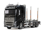 Tamiya Volvo FH16 Globetrotter 750 6X4 Timber Truck 1/14 Scale Truck Kit #56360
