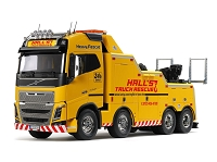 Tamiya 1:14 Volvo FH16 Globetrotter 750 8x4 Tow Truck #56362