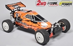 FG Fun Cross Sport 535mm 2WD Electric Buggy - RTR Version