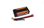 Absima Shorty Lipo Graphene HC 2S 120C 4200/4400HV 5mm incl. cable #4150009