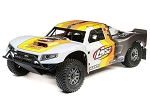 Losi 5IVE-T 2.0 1/5 Scale 4WD Short Course Truck - BND - Orange #LOS05014T2