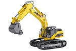 Huina Alloy 23 Channel 1/14 Scale Excavator (Ver 3.0) #1580