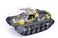 FTX BUZZSAW 1/12 All Terrain Tracked RC Vehicle - CAMO