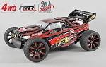 FG TR4 1/6th Petrol 4WD RC TruggyTR4. RTR with painted shell
