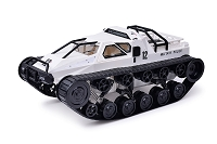 FTX BUZZSAW 1/12 All Terrain Tracked RC Vehicle - White