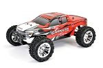 FTX Carnage 2.0 1/10 Brushed 4WD Truck - Red - RTR W/Nimh & Charger #FTX5537R