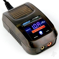 G.T.Power SD4 20W/3A AC Balance Charger. UK Plug