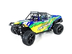 Himoto Dirt Whip 1/10 4WD RC Desert Buggy - Brushless RTR #E10DBL