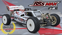 MCD Racing RR5 Buggy MAX Pro E-Chassis FT-R Spec. - Rolling Chassis