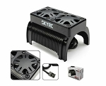 SkyRC 1/5 Scale Twin Motor Cooling Fan W/Housing #SK-400008-15