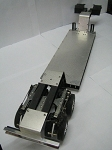 Wedico Low-loader Semi-Trailer. Black. #3